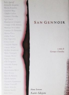 San Gennoir - copertina