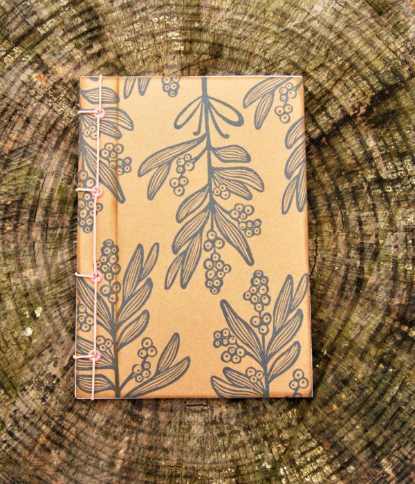 Quaderno Vischio su albero