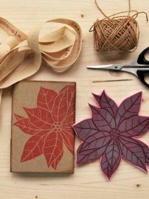 miniquaderni artigianali Quaderno A7 Euphorbia