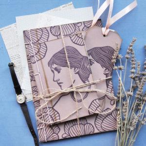 Cartoleria da regalo Set quaderni Virginia