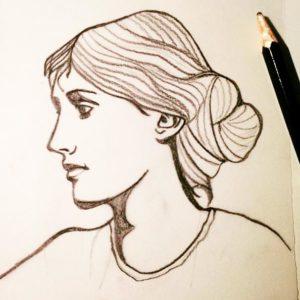 Virginia disegno