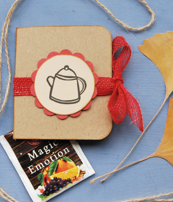 Tea bag craft