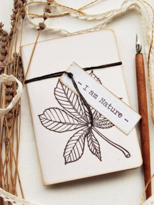 T foglie castagno 1