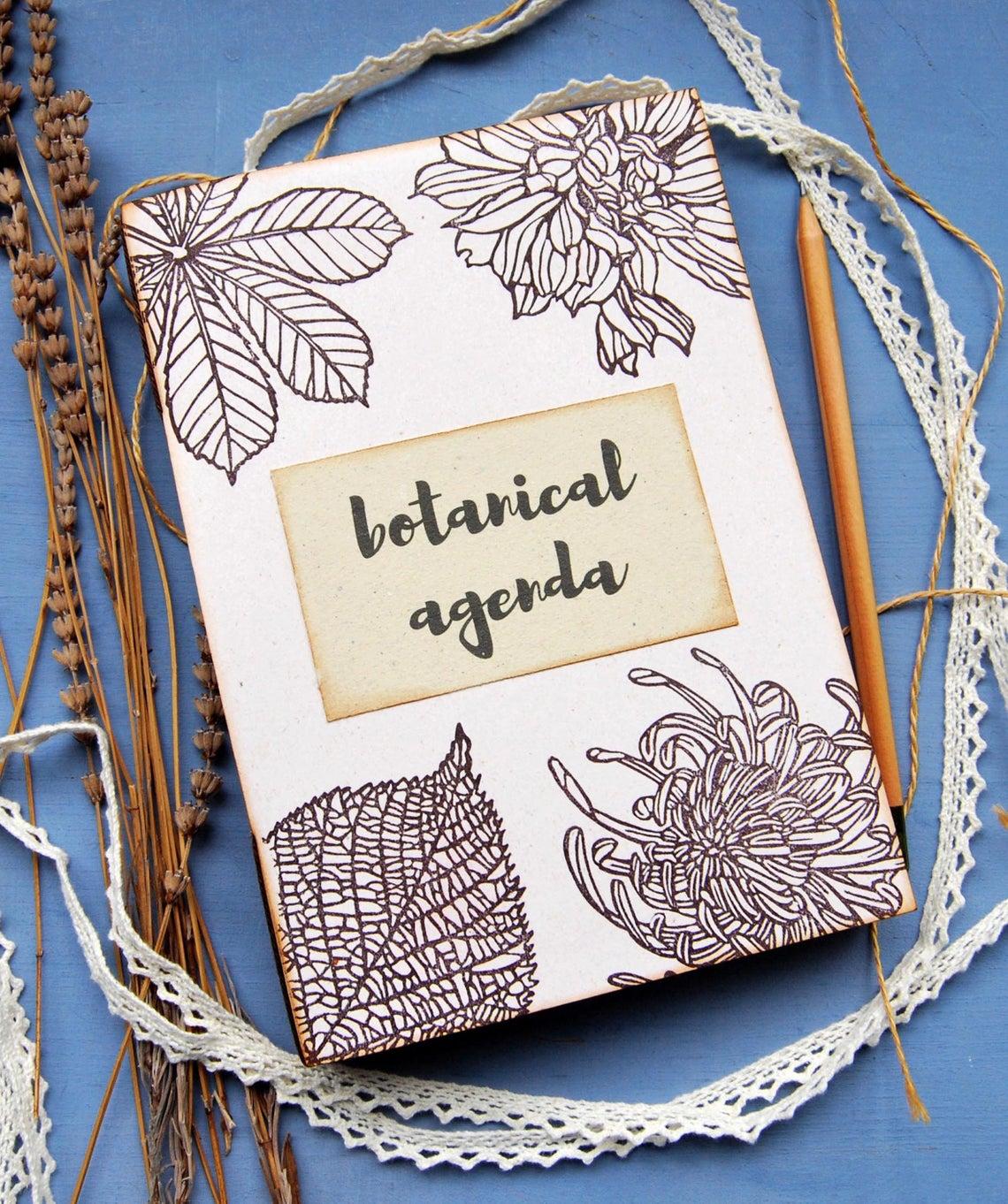 Agenda botanica