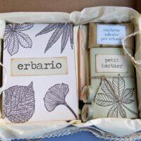Boxed gift erbario 1