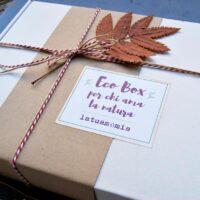 Boxed gift erbario 6