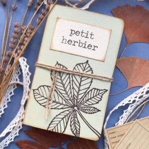 Erbario Petit Herbier 1