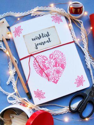 Whishlist journal 1