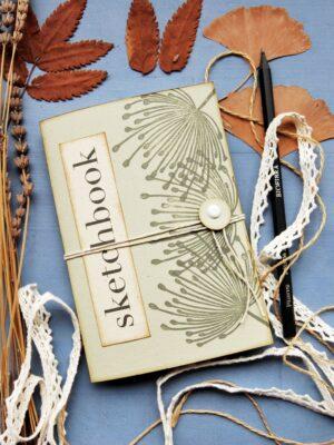 Sketchbook Dandelion-2 1