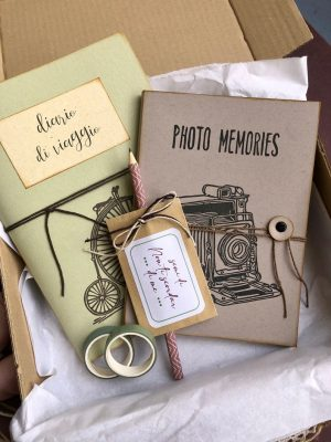 Boxed gift viaggio