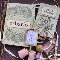 Boxed gift erbario 15