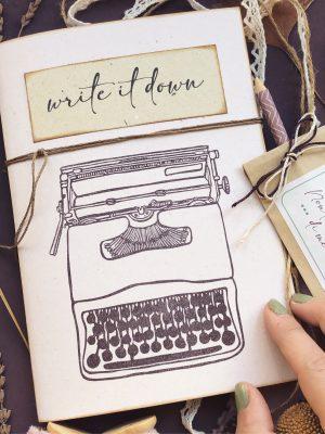 Quaderno dello scrittore