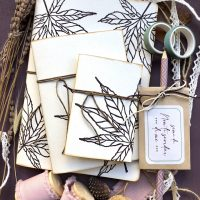 Boxed gift autunno